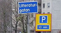 litteraturgatan